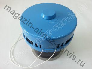 Цветной оголовок приточного клапана КПВ-125 №1 (аналог КИВ-125)