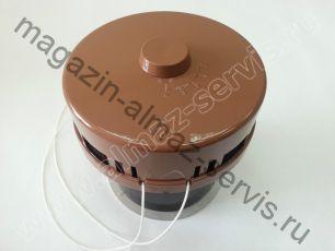 Цветной оголовок приточного клапана КПВ-125 №9 (аналог КИВ-125)